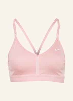 Nike Sport-BH DRY-FIT INDY mit Mesh-Einsatz