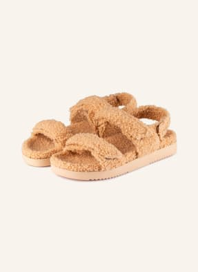 ALDO Sandalen CLOUD aus Kunstfell