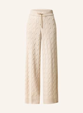 RALPH LAUREN Collection Strickhose aus Cashmere