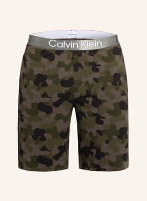 Calvin Klein Lounge-Shorts GALVANIZED