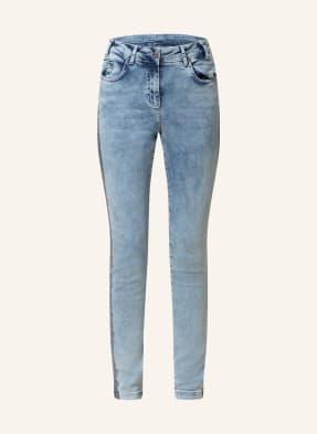 SPORTALM Skinny Jeans mit Galonstreifen