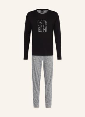 BOSS Schlafanzug RELAX LONG mit Geschenkbox
