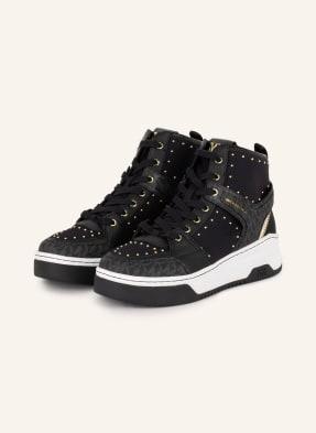 MICHAEL KORS Hightop-Sneaker LEXI mit Schmucksteinbesatz