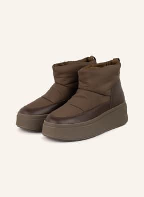 ash Plateau-Boots MAXI