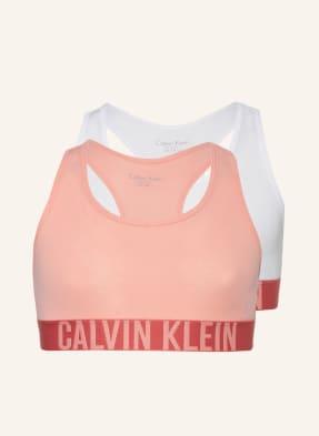 Calvin Klein 2er-Pack Bustiers INTENSE POWER