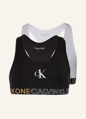 Calvin Klein 2er-Pack Bustier CK ONE