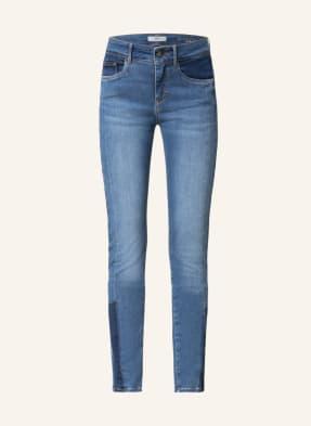 BRAX Skinny Jeans ANA mit Glitzergarn