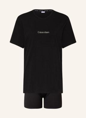 Calvin Klein Shorty-Schlafanzug MODERN STRUCTURE