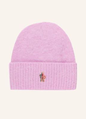 MONCLER GRENOBLE Mütze mit Alpaka