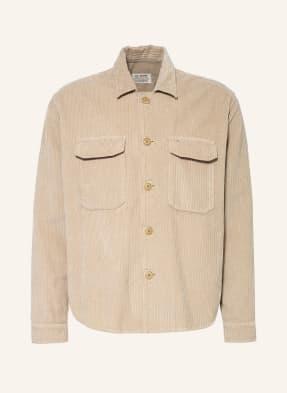 FIL NOIR Cord-Overshirt PIEMONT