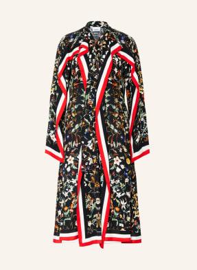 BURBERRY Hemdblusenkleid AMBRITA aus Seide
