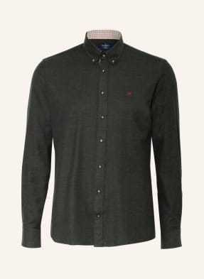 HACKETT LONDON Flanellhemd Slim Fit