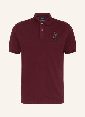HACKETT LONDON Piqué-Poloshirt HARRY