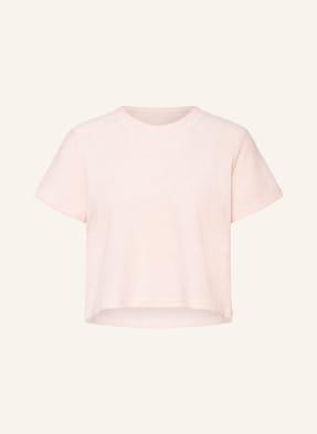Hey Honey Cropped-Shirt TERRY