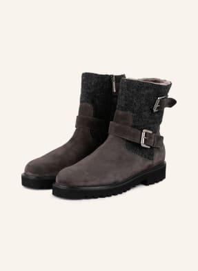 VIAMERCANTI Plateau-Boots