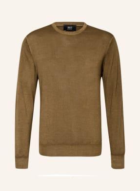 ETERNA 1863 Pullover aus Merinowolle