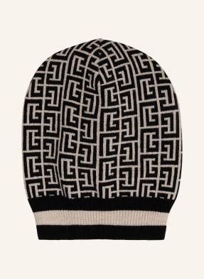 BALMAIN Mütze aus Merinowolle