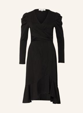 DIANE VON FURSTENBERG Kleid SIENNA mit Volantbesatz