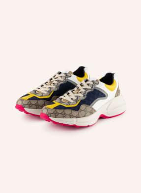 GUCCI Plateau-Sneaker RHYTON