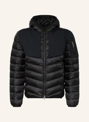 NATIONAL GEOGRAPHIC Steppjacke im Materialmix