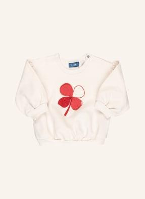 Sanetta KIDSWEAR Sweatshirt mit Glitzergarn