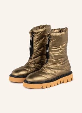 ELENA IACHI Plateau-Boots AKI TUBO