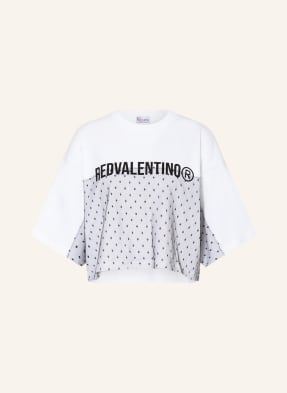 RED VALENTINO Cropped-Shirt