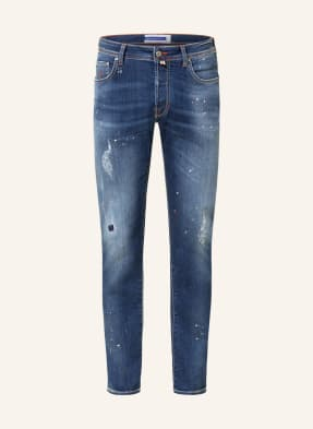 JACOB COHEN Destroyed Jeans BARD Slim Fit