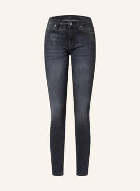7 for all mankind Skinny Jeans THE SKINNY mit Schmucksteinbesatz