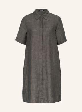 OPUS Hemdblusenkleid WELIKA aus Leinen