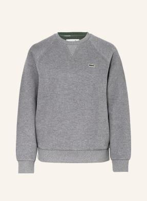 LACOSTE Piqué-Sweatshirt