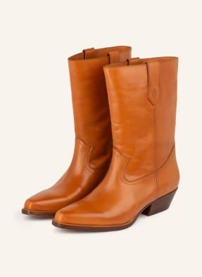 ba&sh Cowboy Boots CAMARGUE