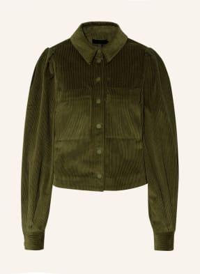 TED BAKER Cord-Overshirt ONETAA