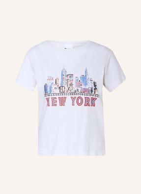RE/DONE T-Shirt NY SKYLINE