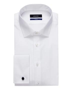 seidensticker Hemd Shaped Fit mit Umschlagmanschette