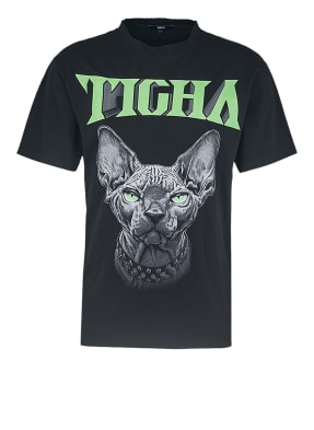 tigha Printshirt NAKED KITTY LESSIO Regular Fit