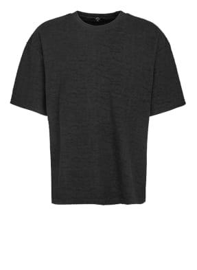 tigha T-Shirt YORICK JAQUARD Oversize Fit