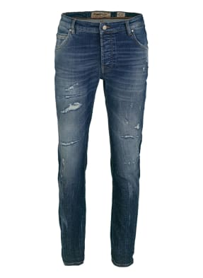 tigha Slim Tapered Jeans BILLY THE KID 9994 REPAIRED Slim Fit