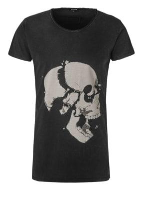 tigha Printshirt LOOSE YOUR HEAD WREN Regular Fit