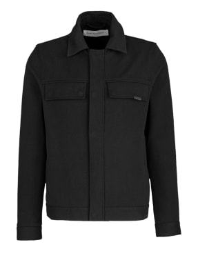 YOUNG POETS SOCIETY Woven Jacket LUCA LOOSE ZIP 214 Regular Fit