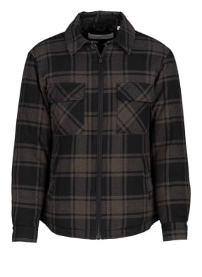 YOUNG POETS SOCIETY Hemdjacke ALAN CHECK 214 Casual Fit