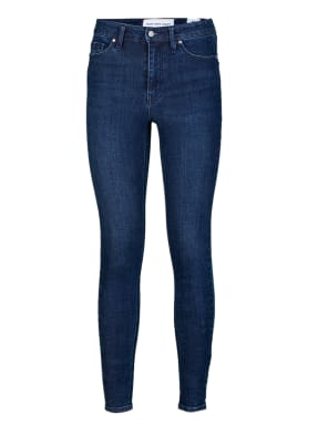YOUNG POETS SOCIETY High Waist Jeans ANIA HIGH WAIST 76214 STONE WASH Skinny Fit