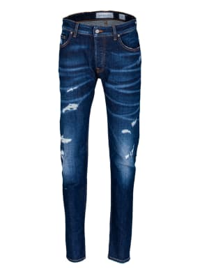 YOUNG POETS SOCIETY Slim Jeans MORTEN 99214 DESTROYED Slim Fit