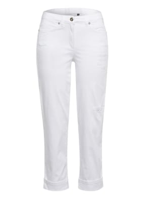 MARC AUREL White Denim