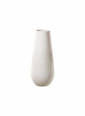 Villeroy & Boch Vase Carré hoch MANUFACTURE COLLIER BLANC