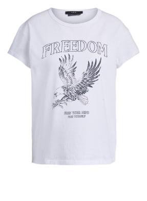 SET T-Shirt MIT BANDPRINT