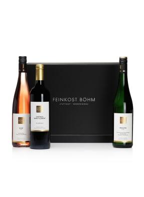 Feinkost Böhm Geschenkbox  FEINKOST BÖHM TRIOLOGIE