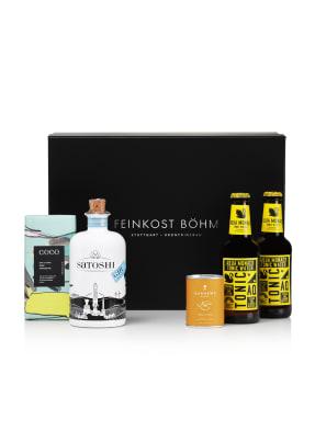 Feinkost Böhm Geschenkbox GIN TONIC