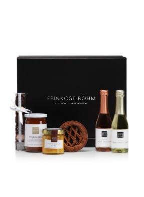 Feinkost Böhm Geschenkbox SÜSSER FEINSCHMECKERGRUSS