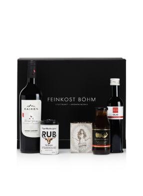 Feinkost Böhm Geschenkbox PERFEKT ZU FLEISCH